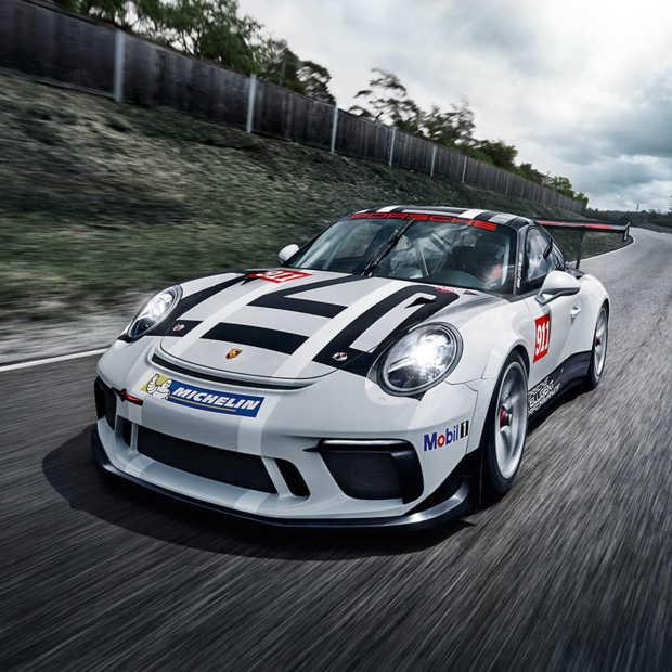 Nieuwe Porsche 911 GT3 Cup: nog mooier, efficiënter en moderner