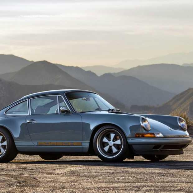 Deze twee Singer Porsche 911 zijn om te kwijlen zo mooi!