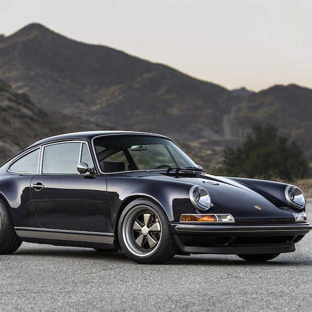 Eyecatcher: Porsche Singer Monaco