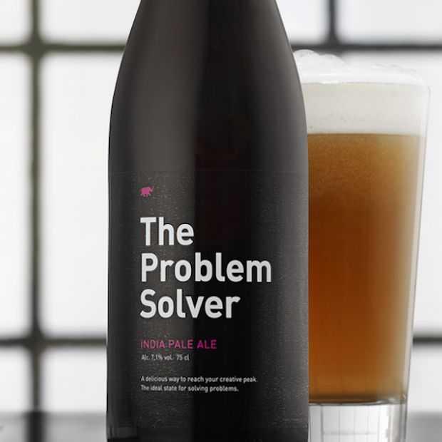 Dit biertje zorgt dat jij je toppunt van creativiteit bereikt