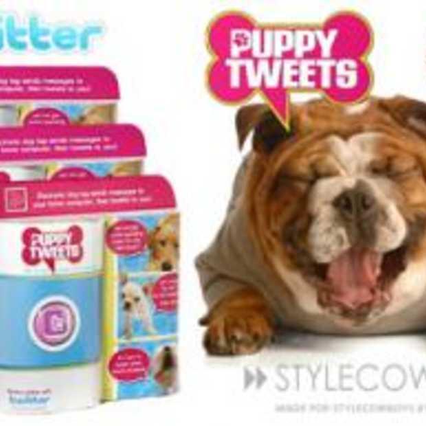 Puppy Tweets voor hardcore twitteraars
