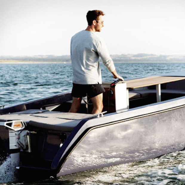Rand Boat: picknicken in stijl op het water