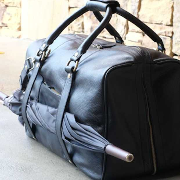 Met deze reistas pak je je spullen netjes en handig in