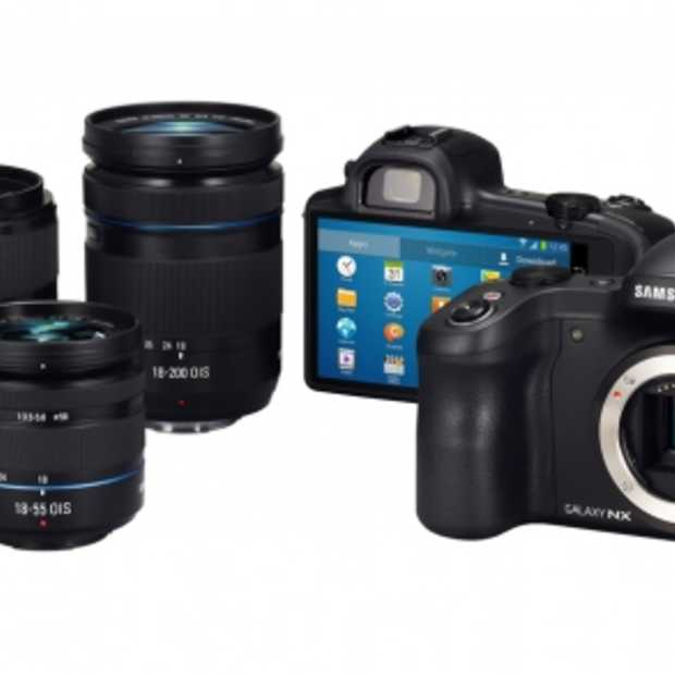 Review Samsung Galaxy NX camera