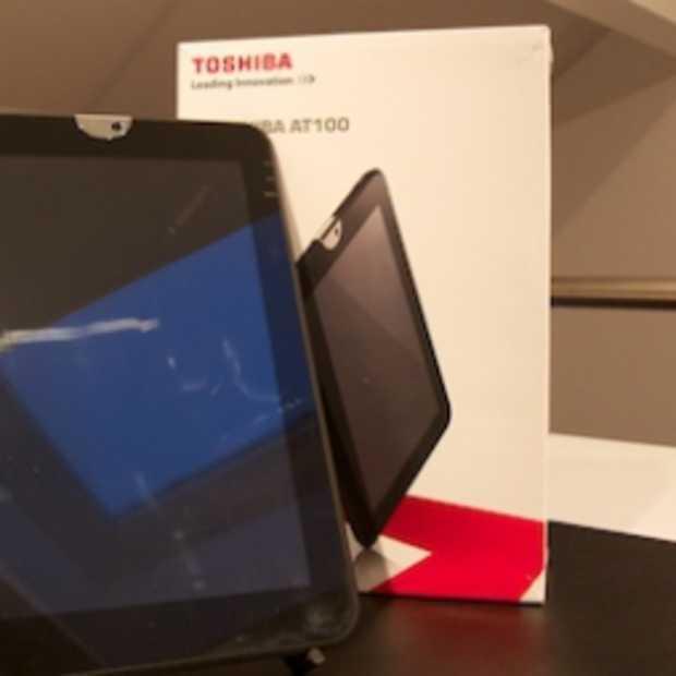 Review: Toshiba AT100
