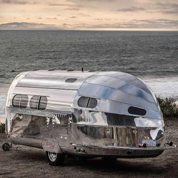 Caravans worden weer hip met de Road Chief Trailer