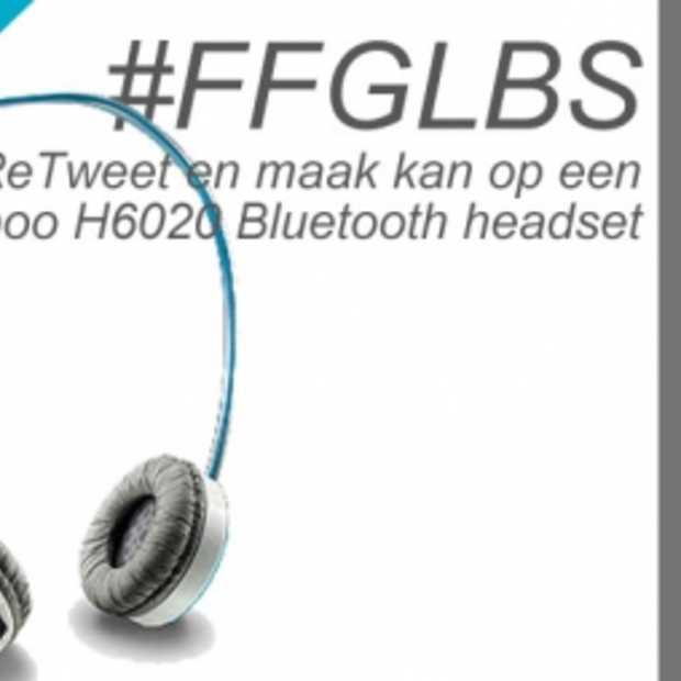 RT en maak kans op Stijlvolle Rapoo H6020 Bluetooth headset #FFGLBS
