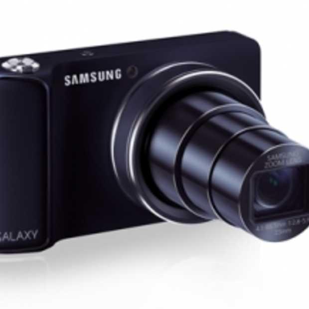 Samsung Galaxy Camera met alleen WiFi