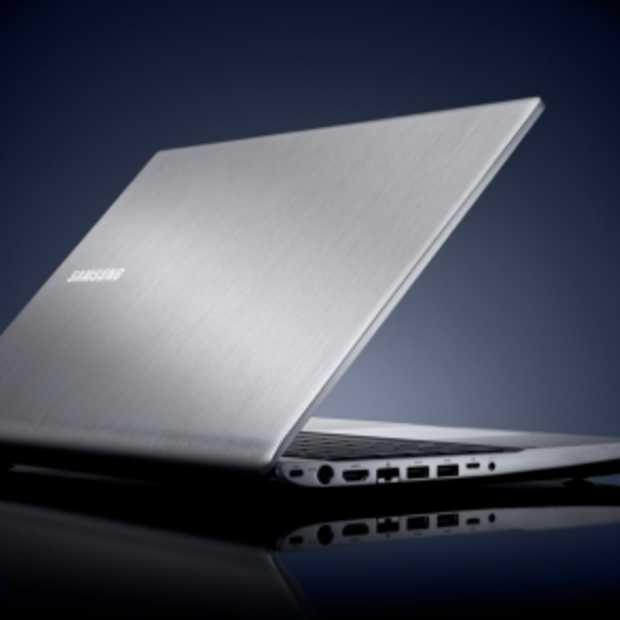 Samsung presenteert nieuwe notebooks op IFA 2011