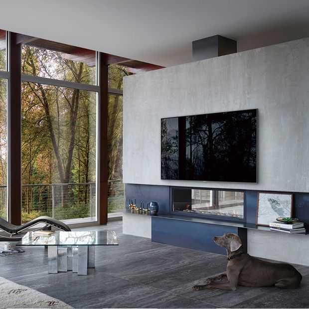 De Samsung QLED TV heeft stijl én substantie