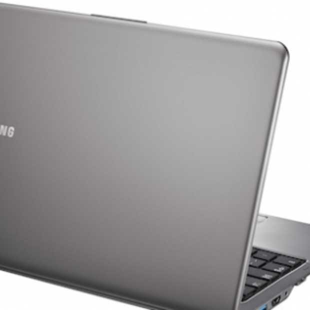 Samsung Ultrabook dun en stijlvol