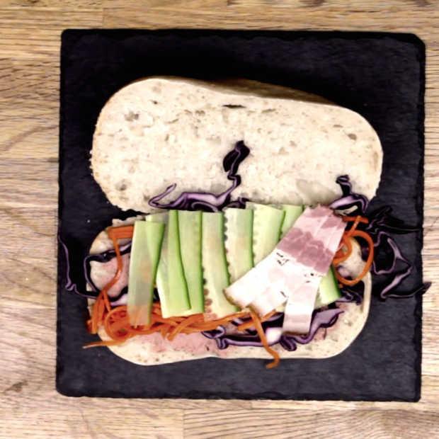 13 sandwiches van over de hele wereld