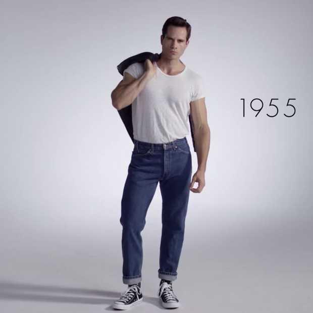Video: honderd jaar mannenmode in drie minuten