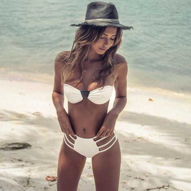 Begin je weekend goed met model Sandra Kubicka