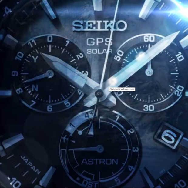 Het horloge van de toekomst: Seiko Astron GPS Solar