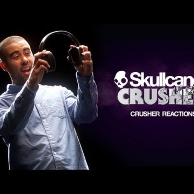 Skullcandy: Crusher Reaction Compilation