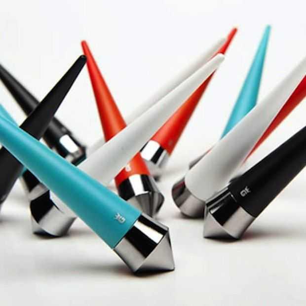 Slända: de pen die op zichzelf staat!