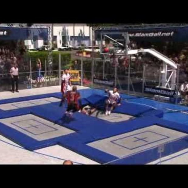 SlamBall - TOP PLAYS