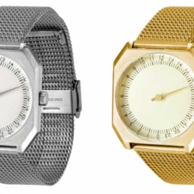 slow watch introduceert nieuwe 'METAL MESH Collection'
