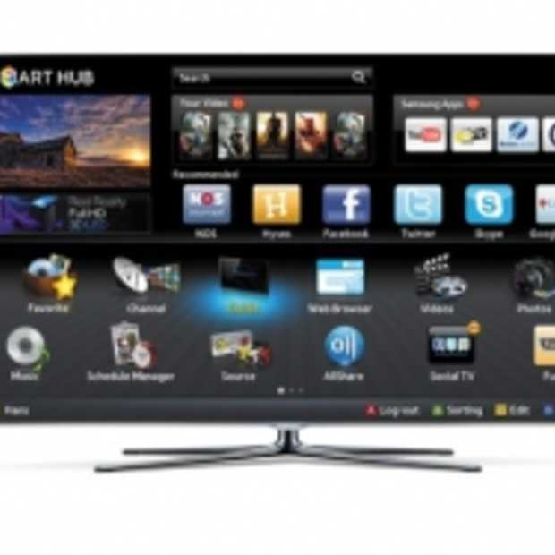 SMART TV Stare Battle van Samsung