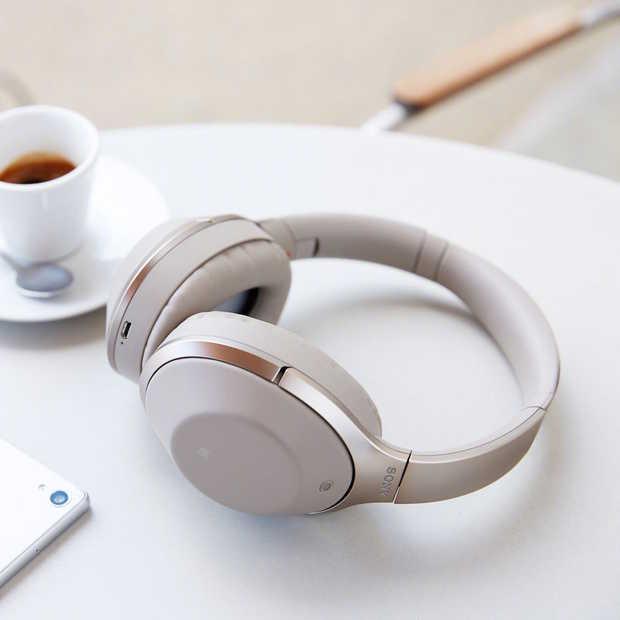 IFA2016: Nieuwe noise-cancelling hoofdtelefoons van Sony
