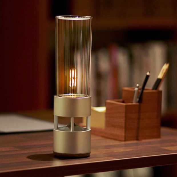 Sony ontwerpt een prachtige Bluetooth speaker van glas
