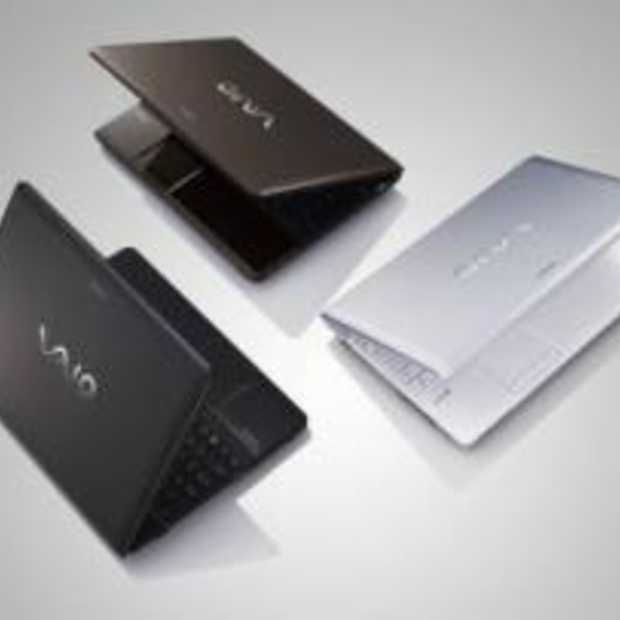 Sony Introduceert VAIO E-serie multimedia-laptops