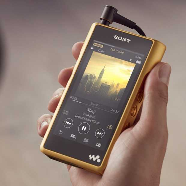 IFA2016: Sony Signature Series de beste walkmans ooit