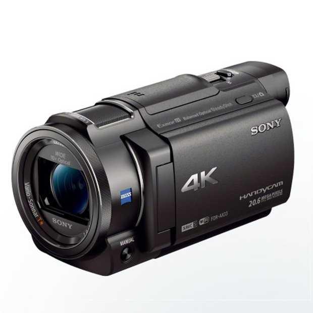 CES 2015: Sony's nieuwe 4K camera heeft super steady shot