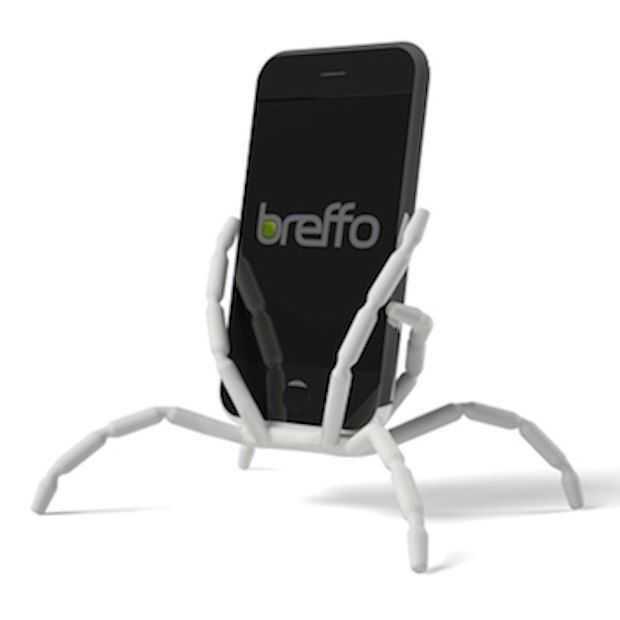 SpiderPodium: de leukste standaard voor je telefoon en tablet