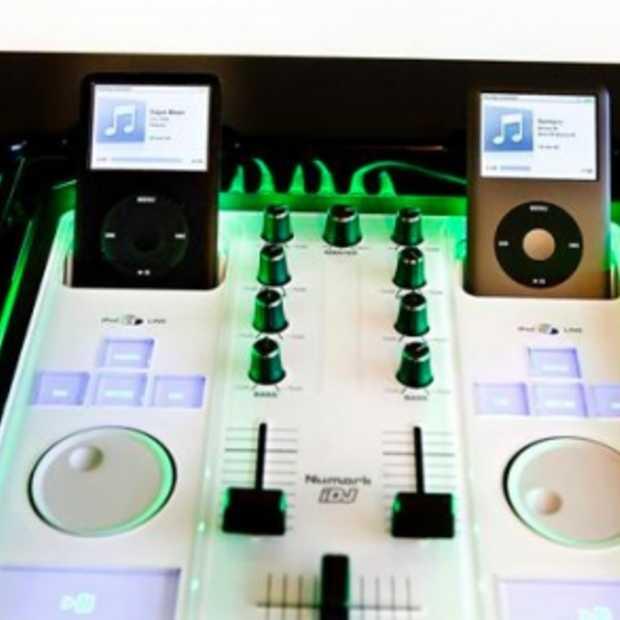 Spinkit: Kleinste DJ Show voor iPhone en iPod