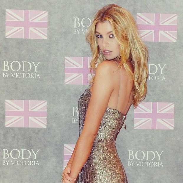 Nieuwste Victoria's Secret model heeft Belgische roots!