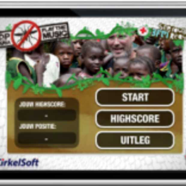 Stop Malaria 3FM Serious Request Game voor iPhone