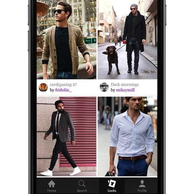 Shop advies vanuit je handpalm dankzij de STYLIGHT app