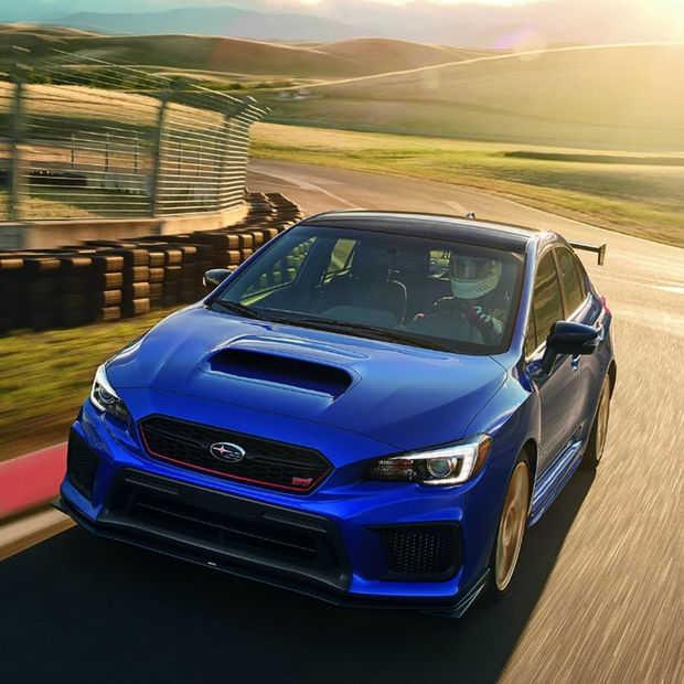 De Subaru WRX STI en BRZ tS special editions: racen in stijl