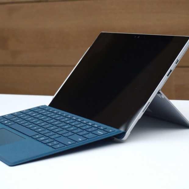 Surface Pro 4: de tablet die je laptop kan vervangen