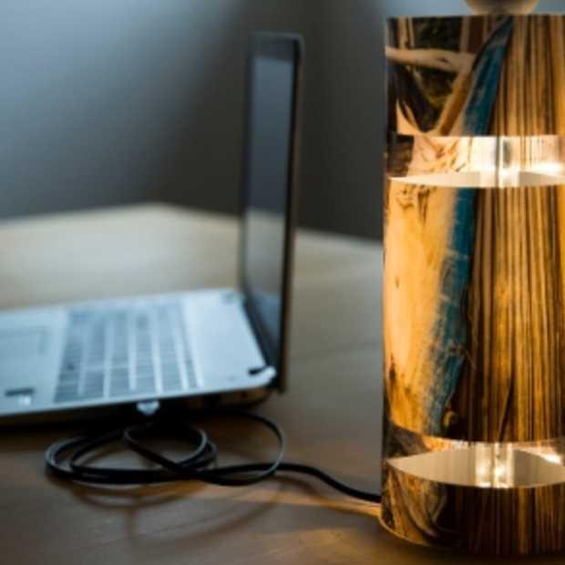 Swoof: de lamp die je bedient zonder aanraking