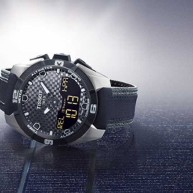 T-Touch Expert Solar: het eerste touchscreen horloge op zonne-energie