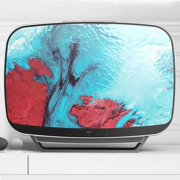 Mooi! Teleavia retro tv concept is vroeger én nu bij elkaar