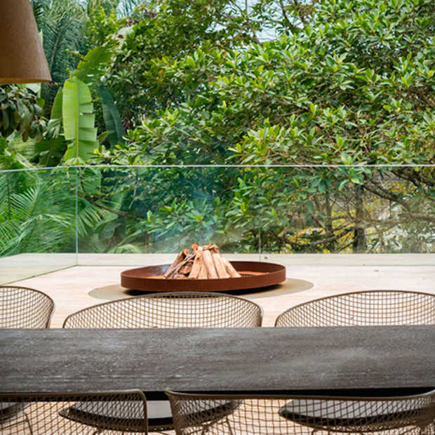 The Rainforest House: een super de luxe villa midden in de jungle