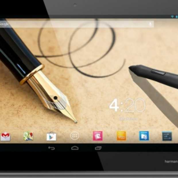 Toshiba's nieuwe reeks Excite-tablets
