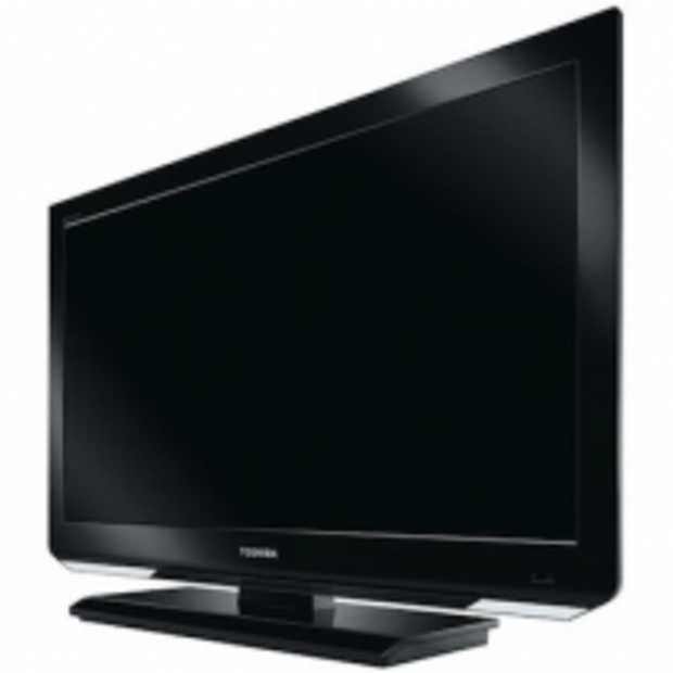 Toshiba TV's niet moeders Mooiste