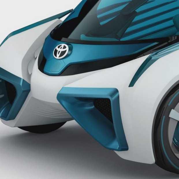Toyota laat in Tokyo zien wat de toekomst is van het nieuwe autorijden
