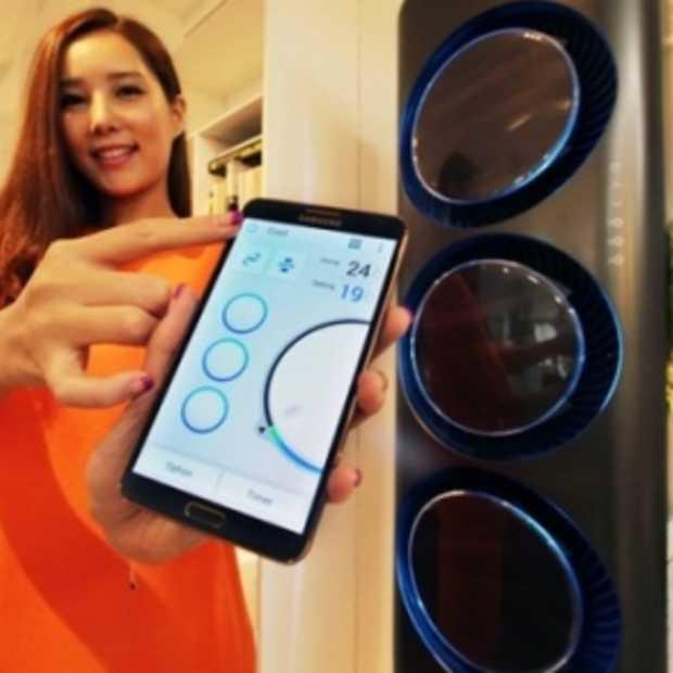 Veiliger en slimmer leven dankzij het Smart Home portfolio van Samsung!