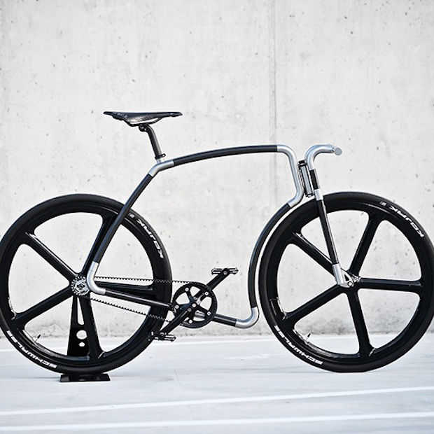 Gave fiets: Velonia Viks Carbon Fiber