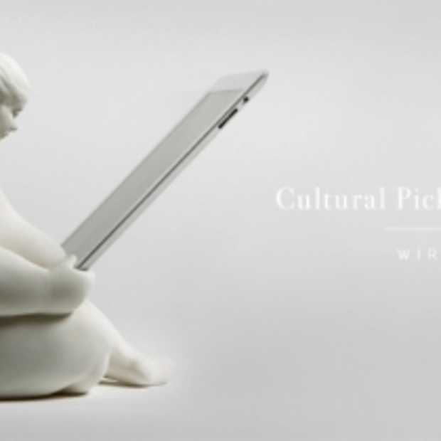Venus of Cupertino een Vette iPad-dock