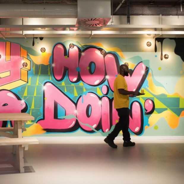 Via Amsterdam: hostels moeten goedkoop zijn, maar er niet zo uitzien