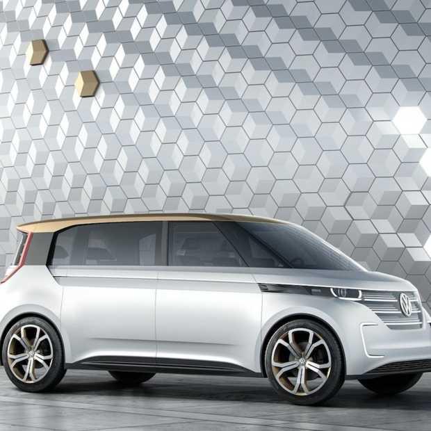 CES Nieuws: Volkswagen toont de Budd-e conceptcar, een cool elektrisch aangedreven bestelbusje