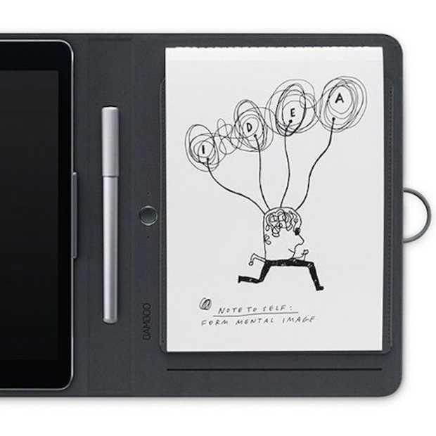 Bamboo Spark: het slimme notitieboek