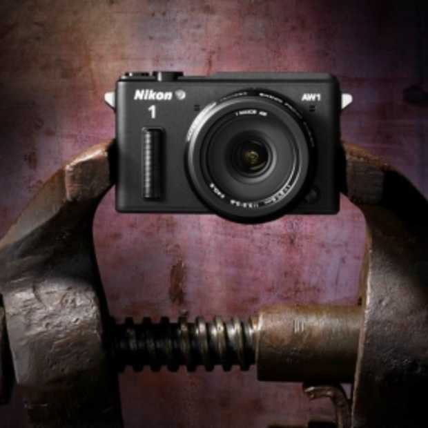Waterbestendige Nikon 1 AW1 aangekondigd